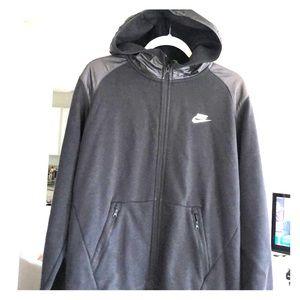 Men's Nike zip up hoodie